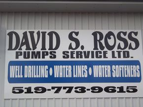 David S Ross Pump Service Ltd